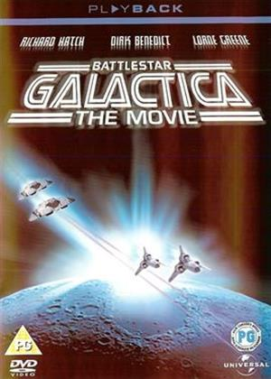 Battlestar Galactica: The Movie Online DVD Rental