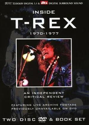 Rent T.rex: Inside T.rex Online DVD Rental
