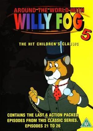 Rent Willy Fog: Vol.5 Online DVD Rental