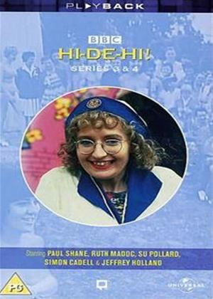 Hi-De-Hi!: Series 3 and 4 Online DVD Rental