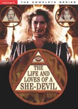 Rent The Life and Loves of a She Devil: Complete Series Online DVD Rental
