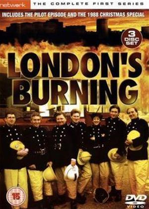 London's Burning: Series 1 Online DVD Rental
