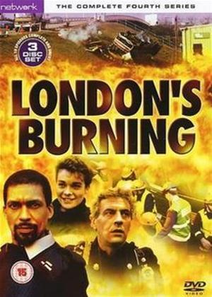 Rent London's Burning: Series 4 Online DVD Rental
