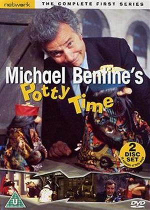 Rent Michael Bentine's Potty Time: Series 1 Online DVD Rental
