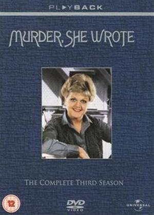 Murder, She Wrote: Series 3 Online DVD Rental