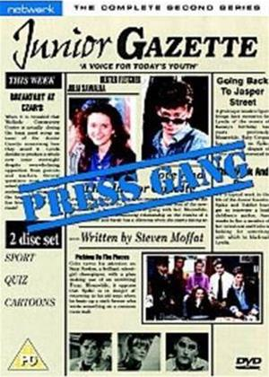 Press Gang: Series 2 Online DVD Rental