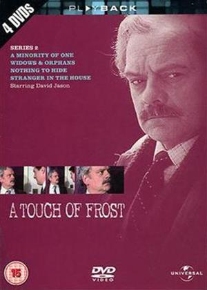 A Touch of Frost: Series 2 Online DVD Rental