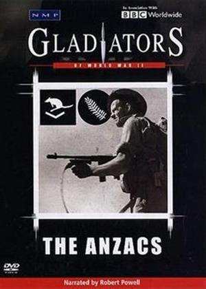 Rent Gladiators of World War 2: The Anzacs Online DVD Rental