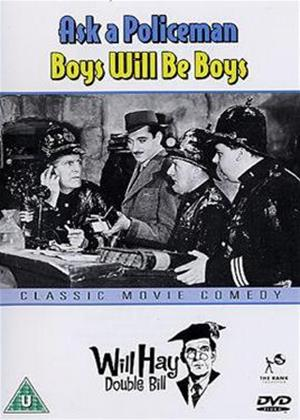 Will Hay: Ask a Policeman Online DVD Rental