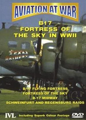 Aviation at War: B17 Fortress of the Sky in World War 2 Online DVD Rental