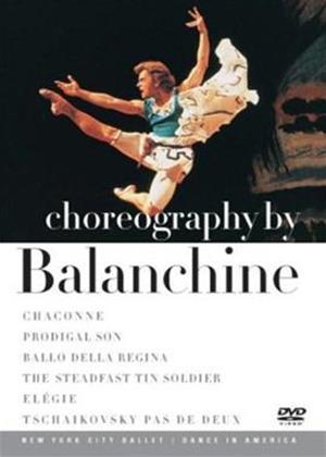 Balanchine: Chaconne/Prodigal Son Online DVD Rental