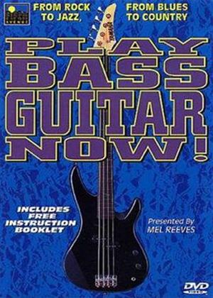 Rent Play Bass Guitar Now! Online DVD Rental