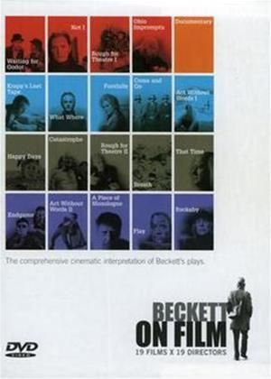 Beckett on Film Online DVD Rental