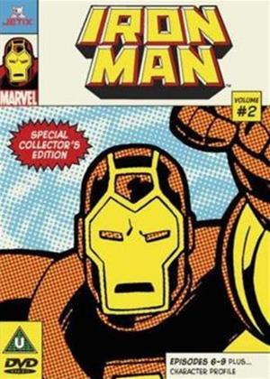 Iron Man: Vol.2 Online DVD Rental
