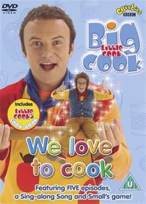 Big Cook, Little Cook: We Love to Cook Online DVD Rental