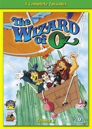 Rent The Wizard of Oz: Vol.2 Online DVD Rental