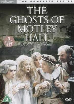 The Ghosts of Motley Hall Online DVD Rental