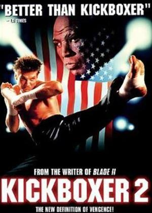 Rent Kickboxer 2: The Road Back Online DVD Rental