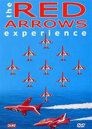 Rent The Red Arrows Experience Online DVD Rental