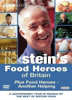 Rick Stein's Food Heroes and Another Helping Online DVD Rental