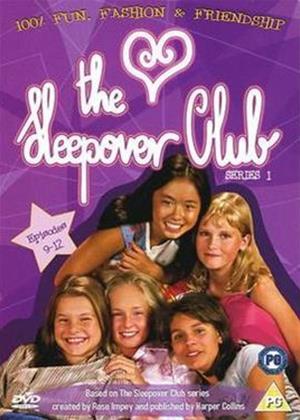 The Sleepover Club: Series 1: Vol.3 Online DVD Rental