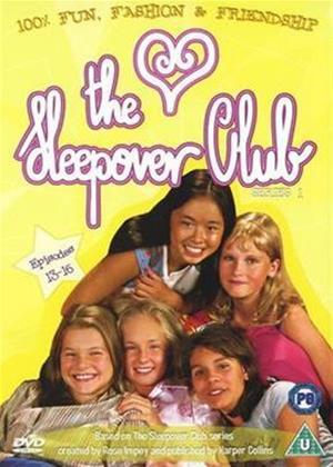 Rent The Sleepover Club: Series 1: Vol.4 Online DVD Rental