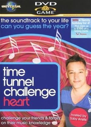 Time Tunnel: Challenge Heart Online DVD Rental