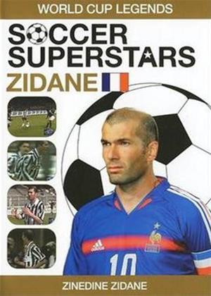 Soccer Superstars: World Cup Heroes: Zinedine Zidane Online DVD Rental