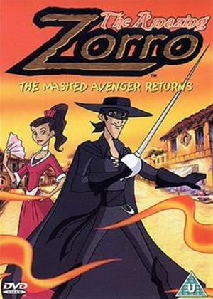 Rent The Amazing Zorro: The Masked Avenger Returns Online DVD Rental