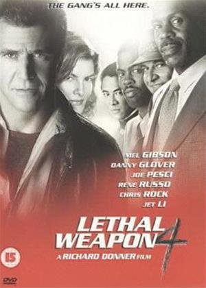 Lethal Weapon 4 Online DVD Rental