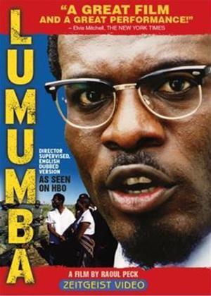 Lumumba Online DVD Rental