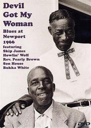Rent Devil Got My Woman: Blues at Newport Online DVD Rental
