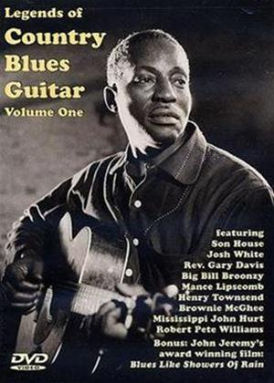Legends of Country Blues Guitar: Vol.1 Online DVD Rental