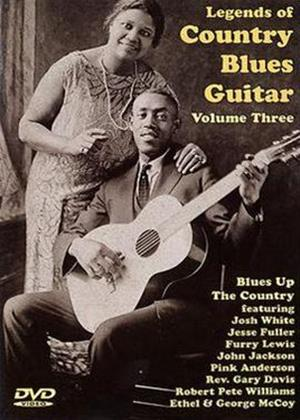 Legends of Country Blues Guitar: Vol.3 Online DVD Rental