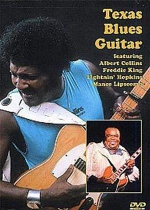 Texas Blues Guitar Online DVD Rental
