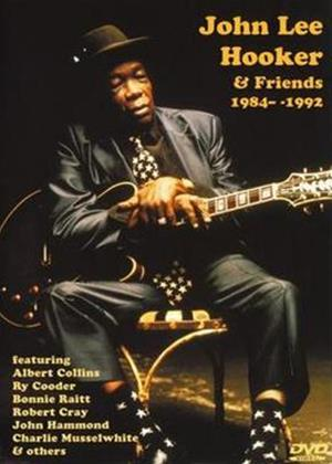 Rent John Lee Hooker and Friends: 1984-1992 Online DVD Rental