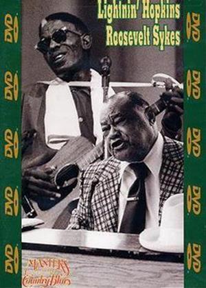 Rent Lightnin' Hopkins and Roosevelt Sykes Online DVD Rental