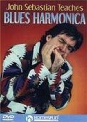 Rent John Sebastian Teaches Blues Harmonica Online DVD Rental