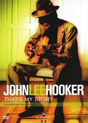 John Lee Hooker: That's My Story Online DVD Rental