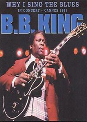 Rent B.B. King: Why I Sing the Blues Online DVD Rental