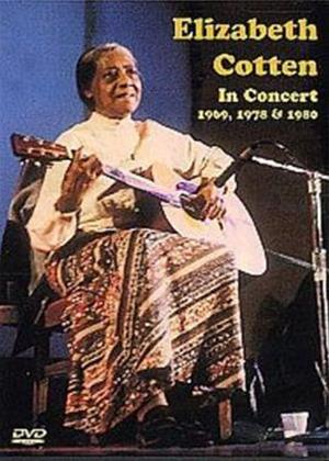 Rent Elizabeth Cotton: In Concert 1969, 1978 and 1980 Online DVD Rental