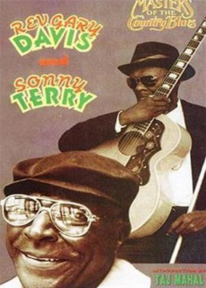 Rev. Gary Davis and Sonny Terry: Masters of the Country Blues Online DVD Rental