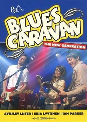 Blues Caravan: The New Generation Online DVD Rental
