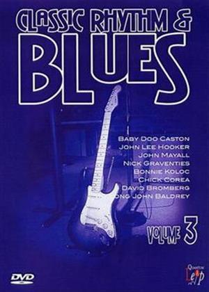 Classic Rhythm and Blues: Vol.3 Online DVD Rental