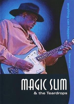 Rent Magic Slim and the Teardrops: Anything Can Happen Online DVD Rental