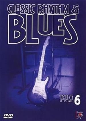 Rent Classic Rhythm and Blues: Vol.6 Online DVD Rental