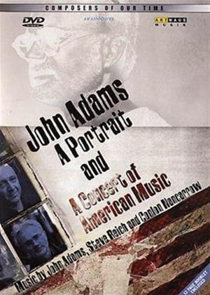 Rent John Adams: A Portrait and Concert of American Music Online DVD Rental