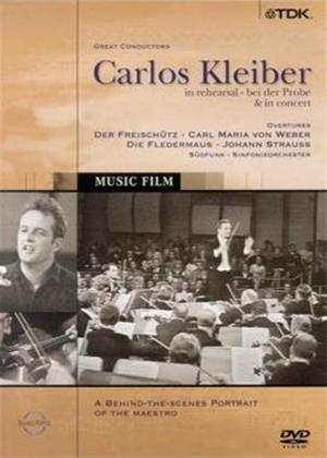 Rent Great Conductors: Carlos Kleiber Online DVD Rental