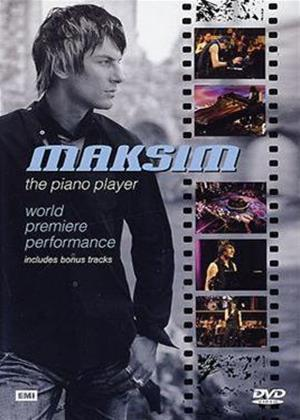 Maksim: The Piano Player Online DVD Rental