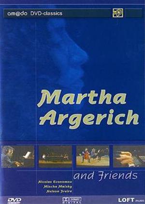 Rent Martha Argerich and Friends Online DVD Rental